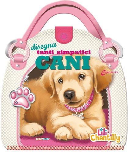 Disegna tanti simpatici cani. Con adesivi. Ediz. illustrata