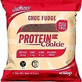 Justine's low carb Schokoladen-Fudgecookie   Kohlenhydratarm 2,7g   Proteinreich   Ohne Zuckerzusatz   Glutenfrei   Ohne Weizen   6 x 64g
