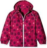 NAME IT Mädchen Jacke NITALFA Softshell Jacket Fuchs DOT MZ FO, Rosa (Fuchsia Purple), 116