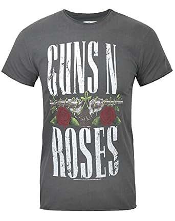 Amplified Guns N Roses Pistols Men's T-Shirt (XXL)