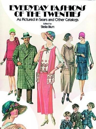 Original Arbeit Für Kostüm - Everyday Fashions of the Twenties as Pictured in Sears and Other Catalogs (Sears Catalogs)
