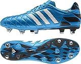 Zapatillas Fútbol Hombre 11Pro TRX SG, Cwhite/Ftwwht/Goldmt