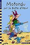 Motordu sur la botte d'Azur de Pef (13 février 2003) Poche - 13/02/2003