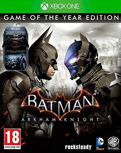 Warner Bros. Batman, Arkham Knight (goty Edition) Xbox One