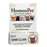 HomeoPet Feline WRM Clear Drops