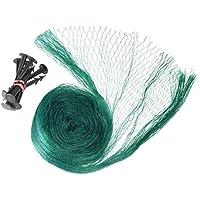 Laubschutznetz pond Net 4x6 m grün mit 10 Haken (1371344)
