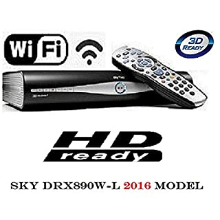 amstrad Sky HD with 500 GB Recordable Box and Wi-Fi