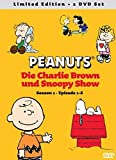 Peanuts - Die Charlie Brown und Snoopy Show (Season 1, Episoden 1-8, Limited Edition, 2 DVDs)