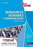 Ressources Humaines et Communication Tle STMG by Maguy Péréa;Laurence Garnier;Anne-Sophie Grossemy;Fabienne Keroulas;Anne Véré(2013-08-27)