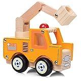 Truck aus Holz Holzlaster