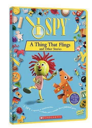 I Spy - A Thing That Flings and Other Stories by Various