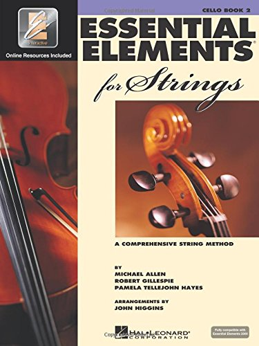 Essentials Elements 2000 For Strings Book 2: