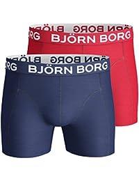 Björn Borg Men's Boxer Shorts Pack Of 2