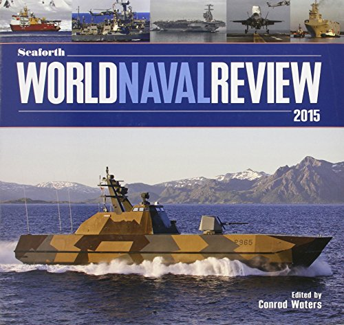 Seaforth World Naval Review 2015 Cover Image
