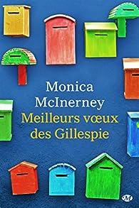Meilleurs voeux des Gillespie par Monica McInerney