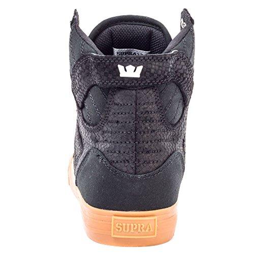 Skytop Gum Black Cestini Supra Homme Modalità S18091 7qwU4B
