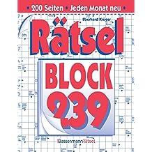 Rätselblock 239