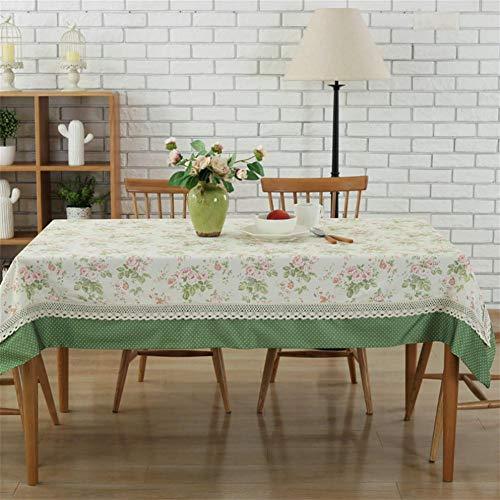 PLYY Tischtuch Stitching Mehrzweck Staub Proof Umwelt Gesundheit Breathable Vielzahl von Größen,...