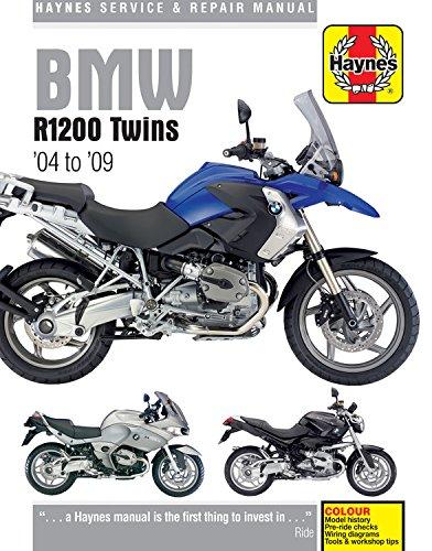 BMW R1200 Service and Repair Manual (Haynes Service and Repair Manuals)