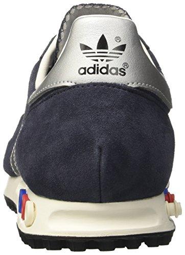 adidas Herren La Trainer Og Sneakers Mehrfarbig (Legend Ink/matte Silver/night Navy)