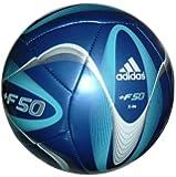 adidas +F50 X-ITE BLAU DESIGN FUSSBALL