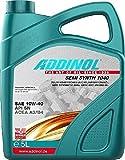 Addinol Semi Synth 10W-40A3/B4Olio motore, 5litri