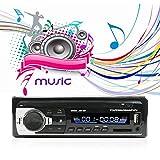 stears 520Bluetooth V2.0Autoradio MP3Player Autoradio Stéréo pour Voiture 12V 1DIN FM AUX Soutien USB SD Carte Car Audio Player