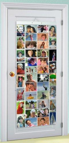 Picture Pockets PPR002 portafoto da appendere–80foto in 40tasche (reversibile), confezione piatta, trasparente, Mega (AA)- 40 4×6″ Pockets - 2