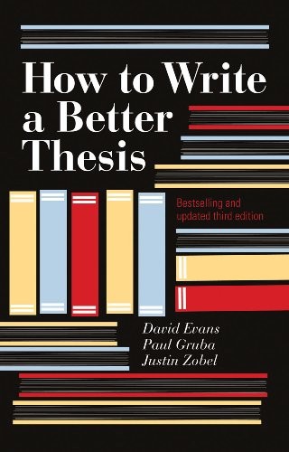 how-to-write-a-better-thesis
