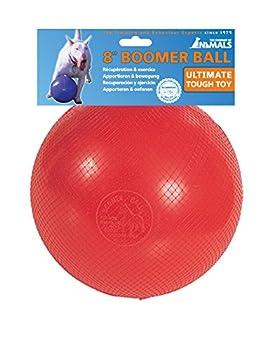 Company of Animals Jouet Chien Boomer Ball 20 cm - Coloris aléatoire