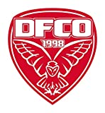 Dijon FCO - Football Club Crest Logo Wall Poster Print -