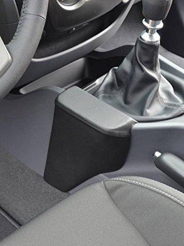 (LHD) für: Ford Ranger ab 03/2012/Mobilia/Kunstleder schwarz (Ranger Zubehör)