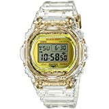 Casio G-Shock By Men's Limited Edition DW5735E-7 Watch Clear Gold