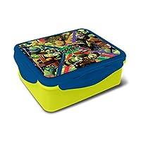 Spearmark Teenage Mutant Ninja Turtles Sandwich Box