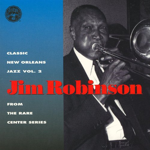 Classic New Orleans Jazz Vol. 2 From The Rare Center Series (Center-serie)