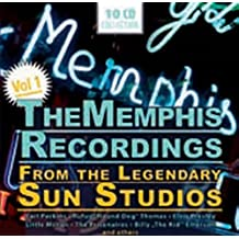 The Memphis Recordings Vol.1 - From The Legendary Sun Studios