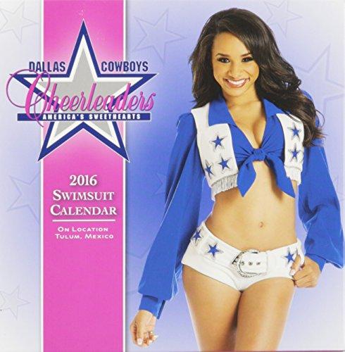 Dallas Cowboys Cheerleaders 2016 Calenda