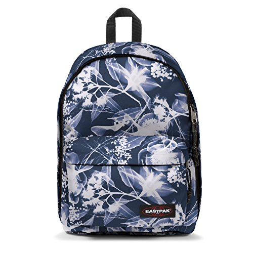 Eastpak OUT OF OFFICE Sac à dos loisir, 44 cm, 27 liters, Multicolore (Navy Ray)