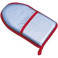 Wenko 1942010100 - Manopla acolchada para planchado con revestimiento de aluminio reflector de calor (24 x 15 cm)