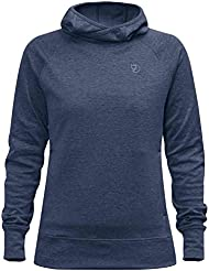 Fjällräven Damen High Coast Hoodie W Pullover & Sweatshirts