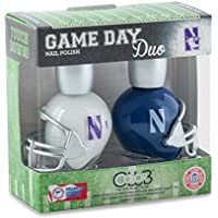 NORTHWESTERN WILDCATS GAME DAY DUO NAIL POLISH SET-NORTHWESTERN UNIVERSITY NAIL POLISH-INCLUDES 2 BOTTLES AS SHOWN... preisvergleich bei billige-tabletten.eu