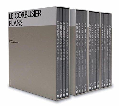 Le Corbusier - Plans 1930-1945