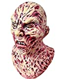 Halloween - Blutrünstige Maske Zombie Masken Horror Masken Vollkopfmaske Resident Evil Monster...