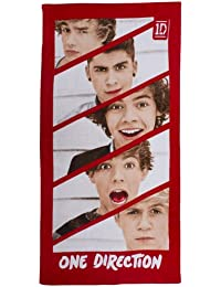 One Direction Boyfriend Beach Towel