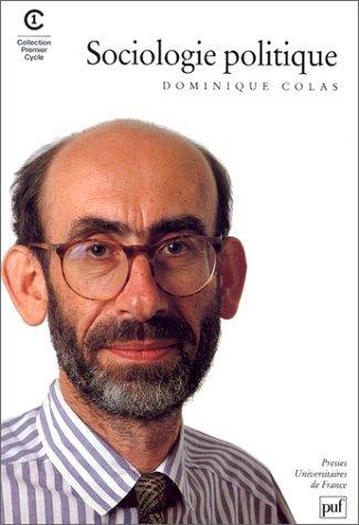 Sociologie politique par Dominique Colas