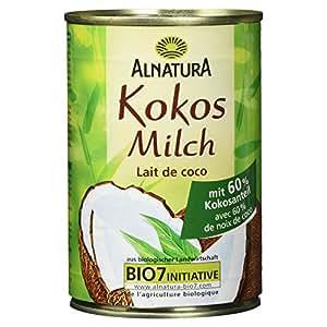 Alnatura Bio Kokosmilch (1 x 400 ml)