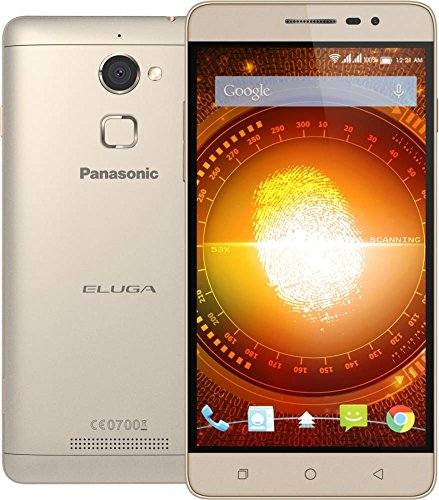 Panasonic Eluga mark Metallic Grey