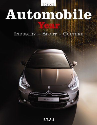 Automobile Year N 59 (2011/2012) par Various