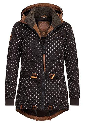 Naketano Female Jacket Pfiffig, Gewitzt & Fesch Anchor X