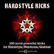 250 Most Powerful Kick-Samples für Hardstyle, Hardcore und Gabber. Sample Pack einbeziehen Bounce Kicks, Distorted Kicks, Ex